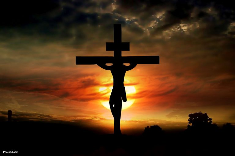 A vdiq Jezusi në Kryq?