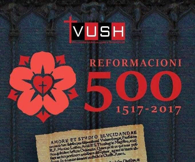 VUSH – 500 Vjet Reformacioni Protestant