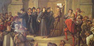 95 Tezat e Martin Luterit